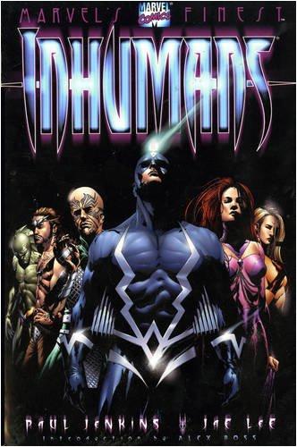 9781846534188: Inhumans (Marvel Graphic Novel)