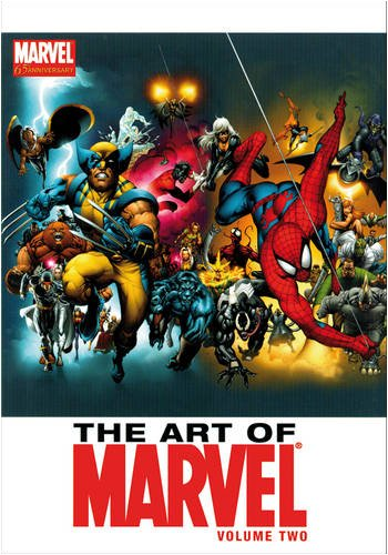 9781846534218: The Art of Marvel: v. 2