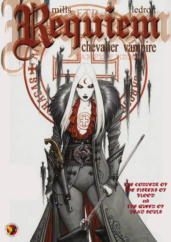 9781846534584: Requiem Vampire Knight Vol. 4: The Convent of the Blood Sisters & The Queen of Dead Souls