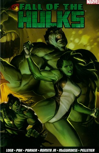 9781846534621: Fall Of The Hulks Vol.1