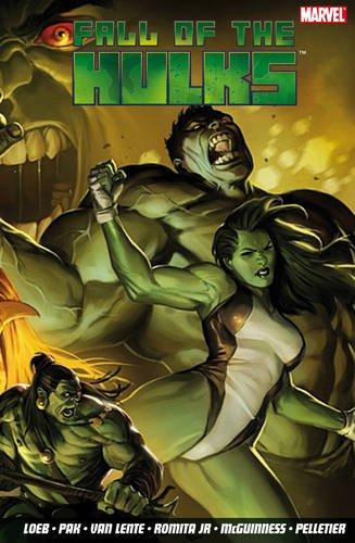 9781846534638: Fall of the Hulks: Vol. 2