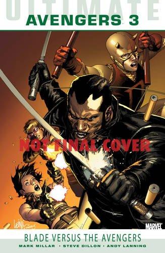9781846534782: Blade Versus the Avengers