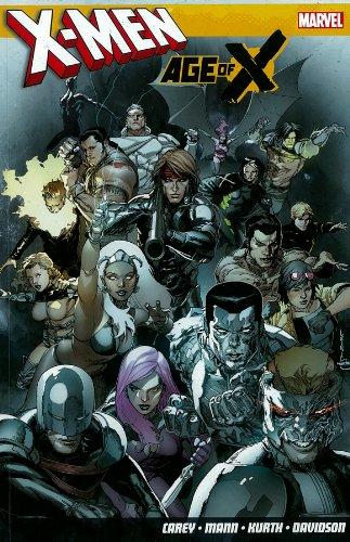 X-Men: Carey, M. J.