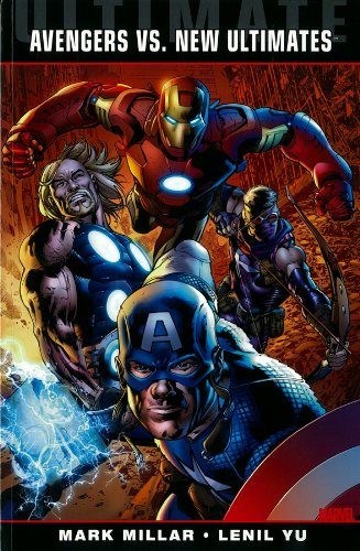 9781846534973: Ultimate Comics Avengers Vs New Ultimates