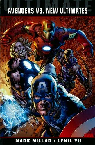 9781846534973: Avengers Vs New Ultimates