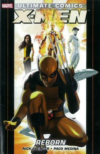 9781846535062: Ultimate Comics: X-men Reborn