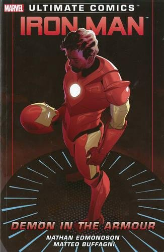 9781846535260: Ultimate Comics Iron Man: Demon in the Armour