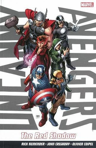 9781846535284: Uncanny Avengers: Red Shadow