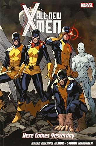 9781846535321: All-new X-men: Here Comes Yesterday