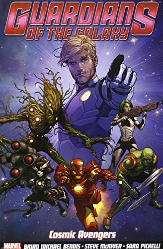 9781846535420: Guardians Of The Galaxy Volume 1: Cosmic Avengers