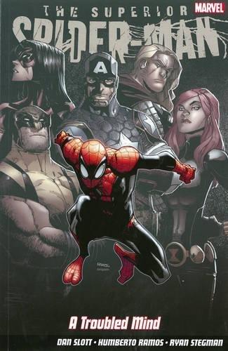 9781846535444: Superior Spider-man: Troubled Mind