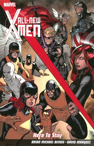 9781846535475: All-new X-men: Here To Stay