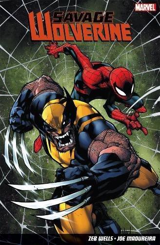 9781846535574: Savage Wolverine