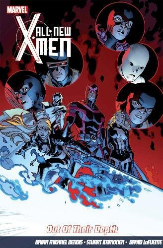 All-New X-Men: Out of Their Depth Vol. 3: Bendis, Brian Michael