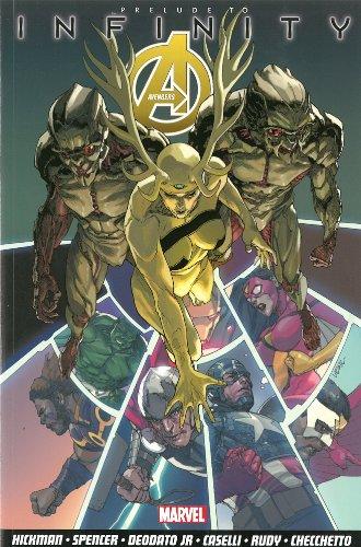 9781846535659: Avengers Vol.3: Infinity Prelude