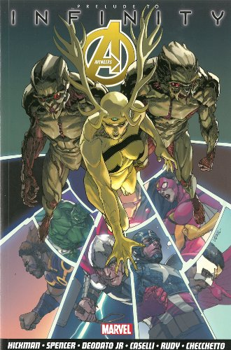 9781846535659: Avengers: Infinity Prelude Vol. 3