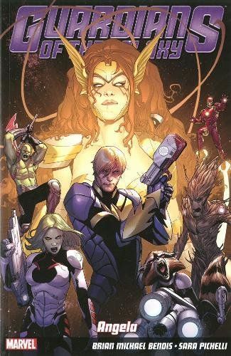 9781846535703: Guardians Of The Galaxy Volume 2: Angela