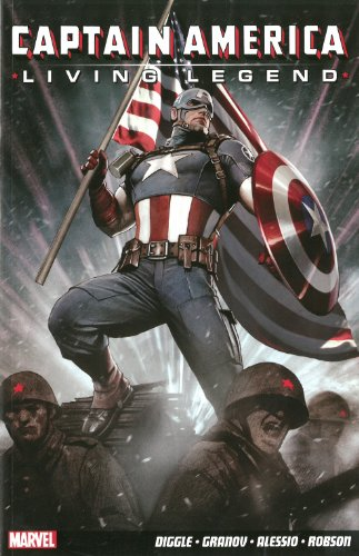 9781846535734: Captain America: Living Legend