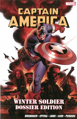 9781846535796: Captain America: Winter Soldier Dossier Edition