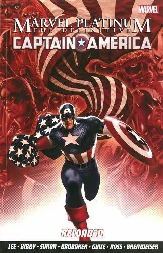 Marvel Platinum (Marvel Platinum Captain Americ): Lee, Stan