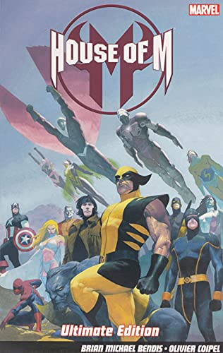 9781846535826: House of M - Ultimate Edition