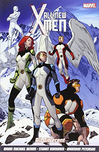 9781846535857: All-New X-Men Vol. 4: All-Different