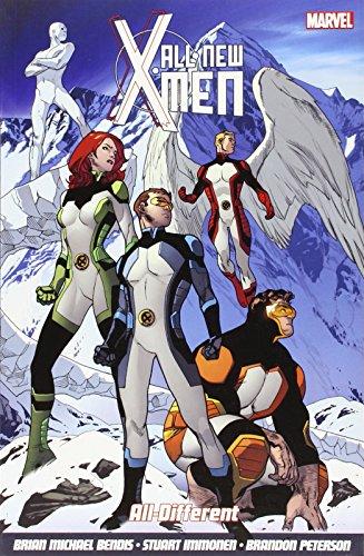 9781846535857: All-New X-Men: All-Different Vol. 4