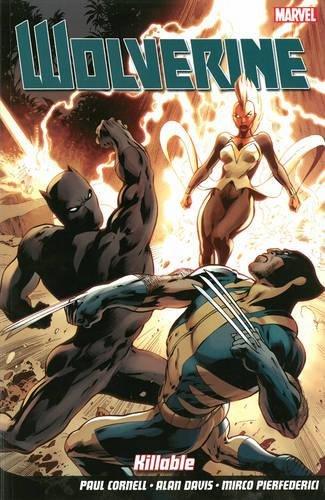 9781846535888: Wolverine: Killable Volume 2