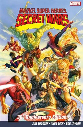 Marvel Super Heroes: Secret Wars 30th Anniversary: Jim Shooter