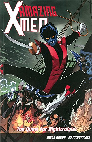 Amazing X-Men: Aaron, Jason