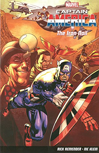 9781846536045: Captain America: Iron Nail Vol. 4
