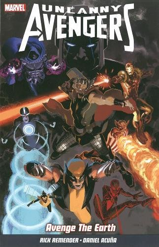 9781846536274: Uncanny Avengers: Avenge the Earth Volume 4