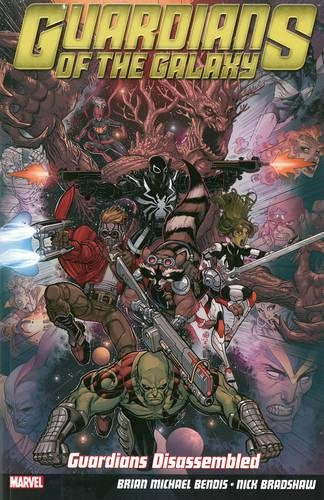 9781846536366: Guardians of the Galaxy: Guardians Diassembled Volume 3