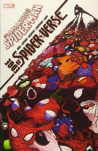 9781846536403: Amazing Spider-Man: Edge of Spider-Verse