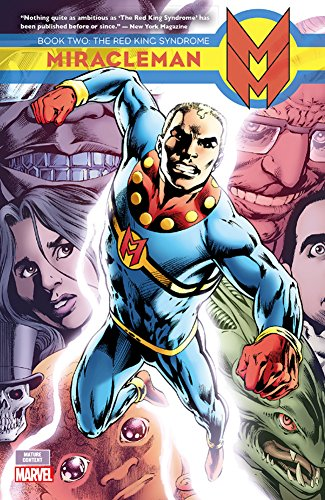 9781846536410: Miracleman: Red King Syndrome Book two