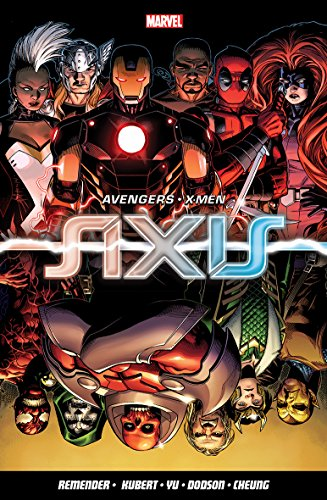 9781846536427: Avengers & X-men: Axis (Avengers the X Men)