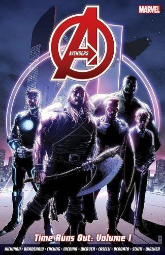 Avengers: Time Runs Out Vol. 1: Valerio Schiti, Nick