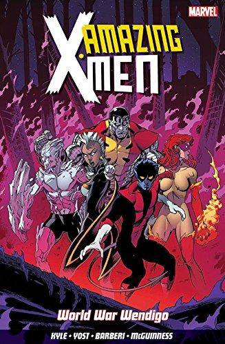 Amazing X-Men: Immonen, Kathryn