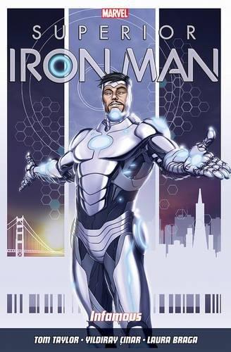 9781846536571: Superior Iron Man