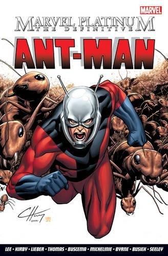 9781846536588: The Marvel Platinum: Definitive Ant-Man