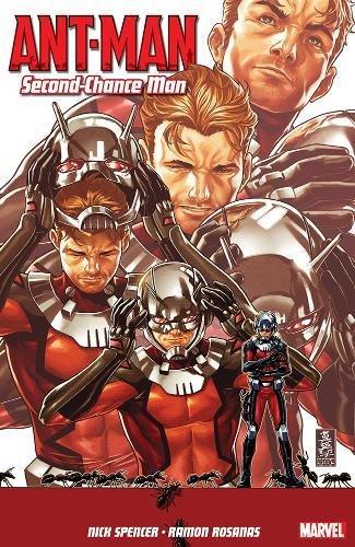 9781846536649: Ant-Man