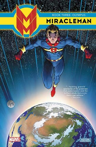 Miracleman Book Three: Olympus: Alan Moore; Grant