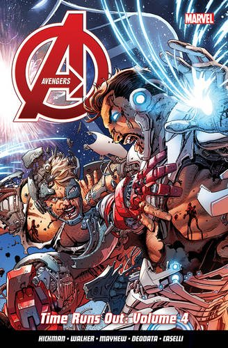 9781846536779: Avengers: Time Runs Out Vol. 4
