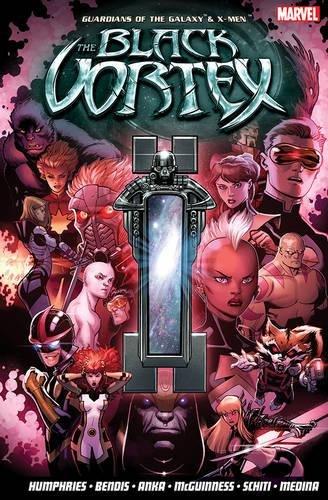 9781846536786: Guardians Of The Galaxy & X-men: The Black Vortex