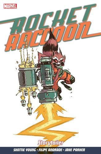 9781846536809: Rocket Raccoon Vol. 2: Storytailer