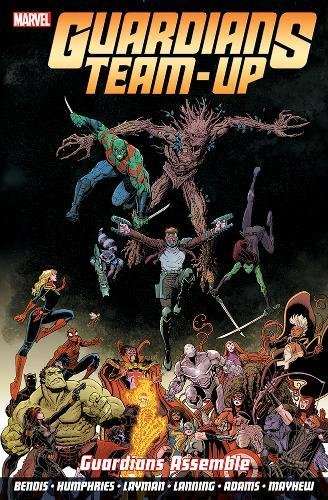 9781846536854: Guardians Team-Up Vol.1: Guardians Assemble