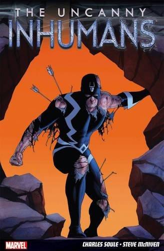 Uncanny Inhumans Vol. 1: Charles Soule