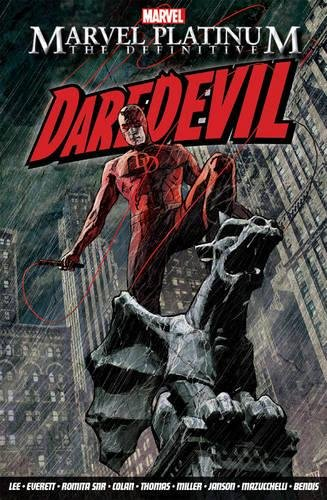 9781846537042: Marvel Platinum: The Definitive Daredevil