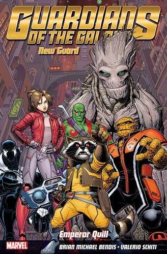 9781846537202: Guardians of the Galaxy: New Guard Volume 1 - Emperor Quill