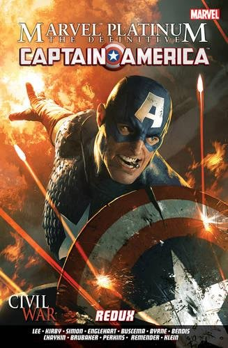Marvel Platinum: The Definitive Captain America Redux (Marvel Platinum Captain Americ): Various
